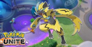 Как получить бесплатную Зераору в Pokémon UNITE