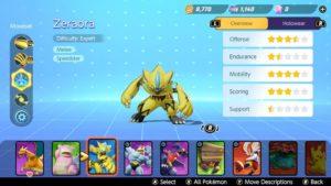 Как получить Зераору в Pokemon Unite