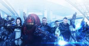 Как встретиться со всеми товарищами по отряду в Mass Effect 3: Citadel