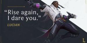 League Of Legends: Wild Rift — Гайд по сборке Lucian