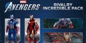 Marvel's Avengers — новый стартовый набор косметики и цены