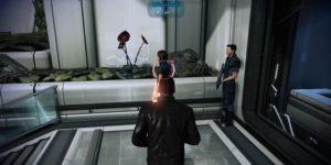 Mass Effect 3: прохождение Batarian Codes