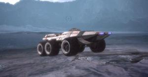 Mass Effect: Как отремонтировать Мако