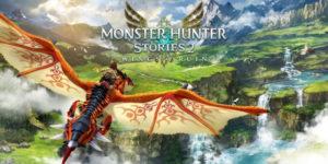 Monster Hunter Stories 2: Ты умеешь летать?