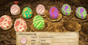 Monster Hunter Stories 2: Гайд по цвету яиц (и различия)
