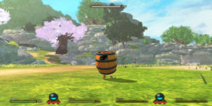 Monster Hunter Stories 2: Как победить Бочку Фелина (квест «Прорыв бочки»)