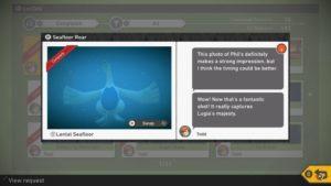 New Pokemon Snap: Seafloor Roar Four-Star Lugia Гайд по запросу