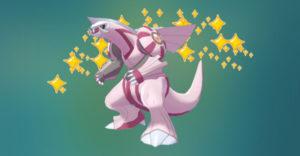 Pokémon GO: как найти (и поймать) блестящую Палкию