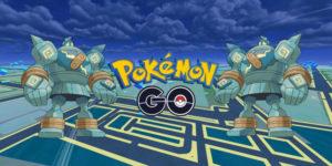 Pokemon GO: Golurk Слабость и противодействие