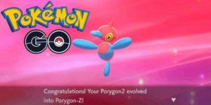 Pokemon GO: Как развить Поригон