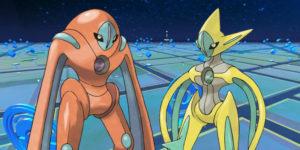 Pokemon GO: Deoxys блестит?