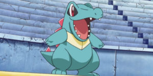 Pokemon GO: где найти Totodile