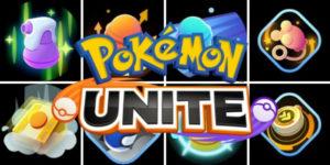 Pokemon Unite — все боевые предметы и способы их получения