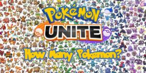 Pokemon Unite — сколько есть игровых покемонов?
