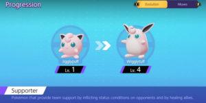 Pokemon Unite: сборки Wigglytuff