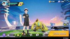 Гайд по сборке Pokemon Unite Zeraora