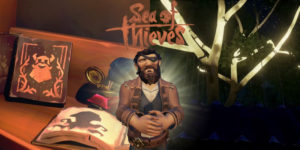 Sea Of Thieves: как получить награду Glitterbeard