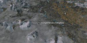 Skyrim: Прохождение квеста Lost To The Ages