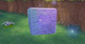 Skyward Sword HD — Где найти каждую локацию Goddess Cube (Deep Woods)
