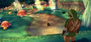 The Legend of Zelda: Skyward Sword — Полное прохождение Faron Woods