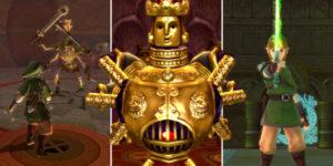 The Legend of Zelda: Skyward Sword HD: Полное руководство по древней цистерне