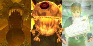 The Legend of Zelda: Skyward Sword HD: Полное руководство по Храму Земли