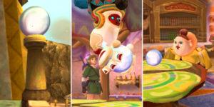 The Legend of Zelda: Skyward Sword HD: Как завершить побочный квест Сломанный хрустальный шар