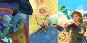 The Legend of Zelda: Skyward Sword HD: как завершить побочный квест о пропавшей детской погремушке