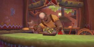 The Legend of Zelda: Skyward Sword HD — Как фармить когти монстра