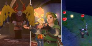 The Legend of Zelda: Skyward Sword HD: как получить все 80 кристаллов благодарности