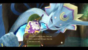 The Legend Of Zelda: Skyward Sword HD — Прохождение Песни Героя, Фарона и Элдина