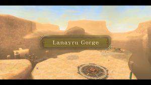 The Legend Of Zelda: Skyward Sword HD — Песня Героя, Прохождение Ланайру