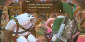 The Legend of Zelda: Skyward Sword HD — Решатель Thrill Digger
