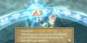 The Legend Of Zelda: Skyward Sword HD — прохождение вулкана
