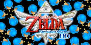 The Legend of Zelda: Skyward Sword — Как бросать бомбы