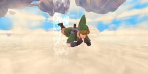 The Legend of Zelda: Skyward Sword — Как спасти
