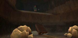 The Legend of Zelda: Skyward Sword — Прохождение шахты Ланайру