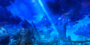 World of Warcraft: Shadowlands — Как вызвать таинственное кольцо с грибами — редкость