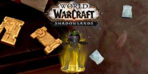World Of Warcraft: Где найти фишки с рунами прорицателя
