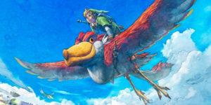 Zelda: Skyward Sword — Как посадить вашу птицу