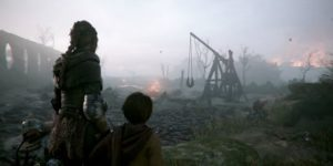 A Plague Tale: Innocence — как спасти солдата в главе 5