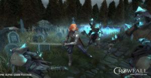 Crowfall: Лучшая сборка тамплиеров (советы, снаряжение и стратегии)