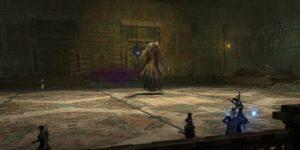 Final Fantasy 14: Как победить Призрака Божьяна в Delubrum Reginae