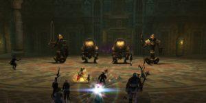 Final Fantasy 14: Как победить стражу королевы в Delubrum Reginae