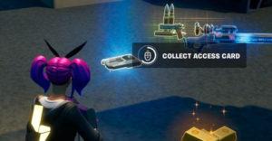 Fortnite: как получить карту доступа от IO Guard (Легендарный квест 8 недели)