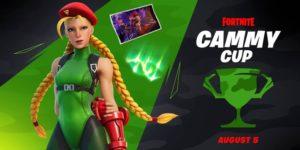 Fortnite — как получить скин Cammy Street Fighter на раннем этапе