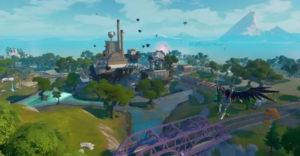 Fortnite: Где найти место похищения в Slurpy Swamp (Задание 10 недели)