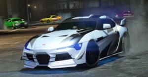 GTA Online: как получить призовой автомобиль