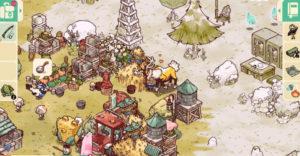 Как покормить птиц и оленей в уютной роще (летнее обновление 2.3)