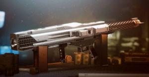 Как получить ракетную установку Восхождения в Destiny 2